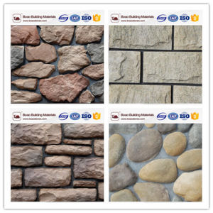 China Concrete Faux Stone Veneer And Panel For Interior And