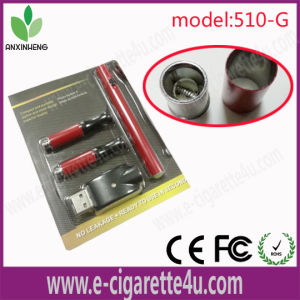 280mAh Battery Popular 510 PCC Electronic Cigarettes with 510 Long Drip Tip