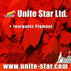 Inorganic Pigment Red 104 (Molybdate Red) for Inks pictures & photos