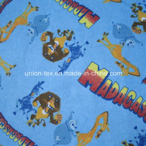 100% Cotton Printed Flannel Fabric for Kids Wear (Art#Ut609232-1)