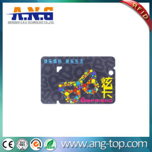 Offset Printing Plastic RFID PVC Combo Card Magnetic Stripe Card pictures & photos