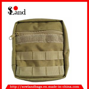 Military Small Portable First Aid Bag pictures & photos