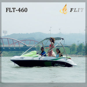 Outboard Style Speed Boat with Ce Approved pictures & photos