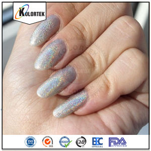Holo Glitter Powder Pigments, Holographic Glitter Powder for Nail pictures & photos