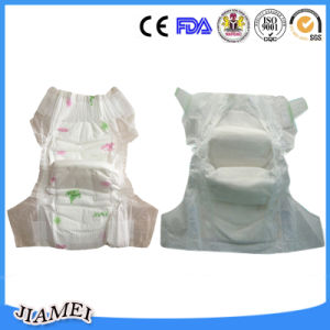 Breathable High Quality Baby Diapers with Leak Cuffs Factory Supplying pictures & photos