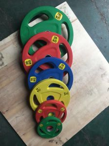 Gym Equipment Color Weight Plate pictures & photos