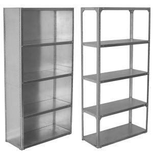 Slotted Angle Iron Steel Upright Bar for Shelving pictures & photos
