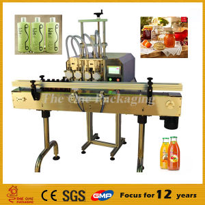 Competitive Digital Filling Machine, Gear Pump Filling Machine China Manufacturer