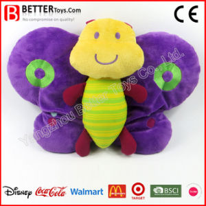 Cute Stuffed Animal Butterfly Baby Toy pictures & photos