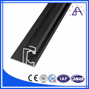 Aluminum Anodizied Profile for Solar Panel System in China pictures & photos
