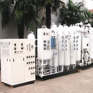 Equipment of 99.9995% Stable Nitrogen Output - 12212