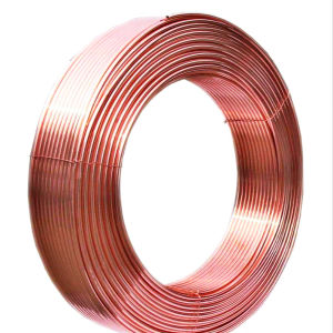 Copper Plain Tube, Lwc Coil / Copper Tube, Air Condition, Refrigeration pictures & photos