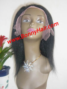 Discount Price Indian Virgin Human Hair Remy Hair Full Lace Wig