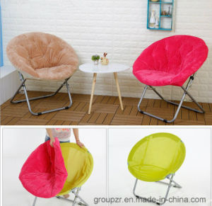 Corduroy Moon Chair, Detachable for All Season