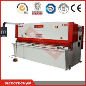 QC12y and QC11y 6X3200 Steel Plate Cutting Machine pictures & photos