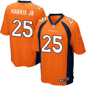Broncos Jerseys 25 Chris Harris Jr Football Jerseys