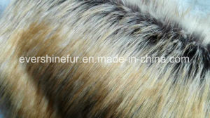 New Faux Fur Fabric Acrylic Fabric for Garment/POM/Hat pictures & photos