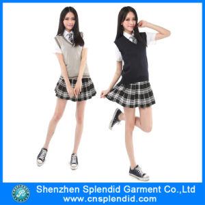 2016 New Patterns Sexy Girls School Uniform Design Skirt