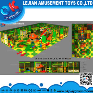 Jungle Theme Children Play Zone Amusement Playground pictures & photos