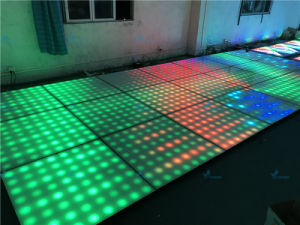 Newest Top Selling Super Slim Stage Patent LED Dance Floor for Wedding Party and Bar pictures & photos