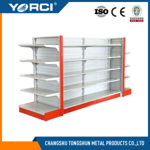Store Shop Concave-Convex Back Panel Shelf pictures & photos