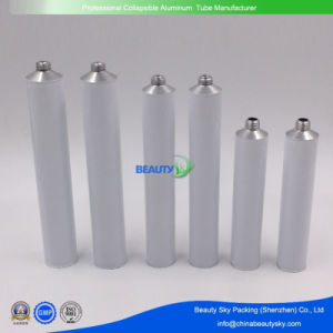 Golden Printing Aluminum Tube Flexible Packaging Tube pictures & photos