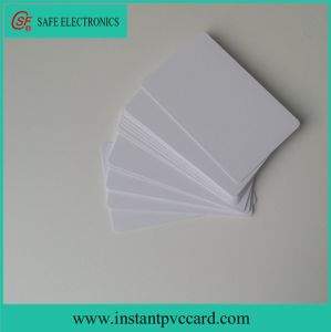 Fast Drying Plastic 13.56MHz M1 RFID IC Card pictures & photos