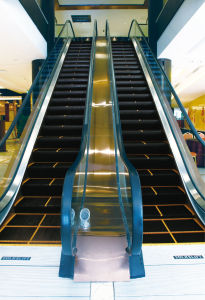 Volkslift Indoor Outdoor Commercial Heavy Duty Vvvf Escalator pictures & photos