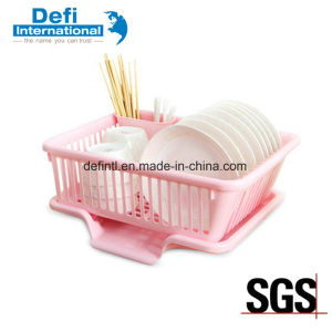 Plastic Tableware Rack for Drain pictures & photos