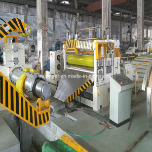 Steel Sheet Slitter Line for Coil Thick0.5-3mm Width 800-1300mm pictures & photos