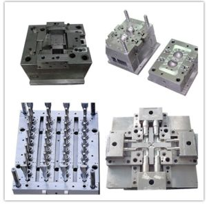 Punching Mould Plastic Injection Mould Compression Mold