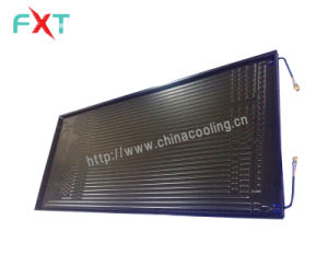 Aluminum Solar Panel Double Side Inflated Solar Water Heater Parts