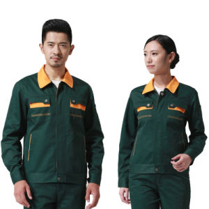 Custom Logo Factory Worker Uniform of Cotton pictures & photos