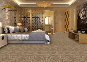 Axminster Machine Woven Commercial Floor Carpet 20% Nylon Blend Wall to Wall Rugs