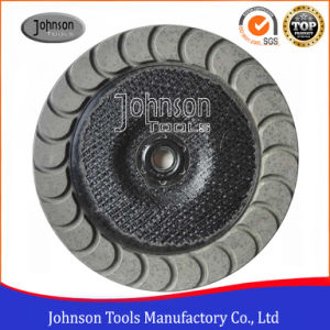 4-7 Inch Diamond Ceramic Cup Wheel for Grinding Concrete pictures & photos
