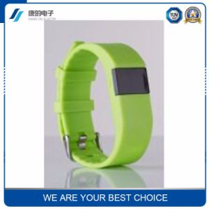 Smart Bracelet Custom Factory Direct Test Heart Rate Blood Pressure Sleep Monitor Movement Step Bluetooth Smart Bracelet pictures & photos