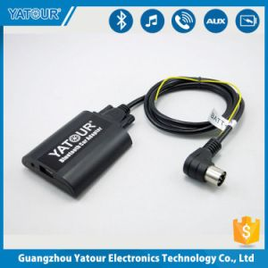 for Volvo Hu Car Radio Bluetooth Adapter Hands Free Connecter (C70 S40 S60 S80 V40 V70 XC70) pictures & photos