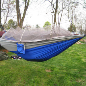 Hammock Portable 2 Person Hammock High Strength Parachute Nylon Hamacas Camping Nylon Hammock Parachute Hanging Hammock Amaca pictures & photos