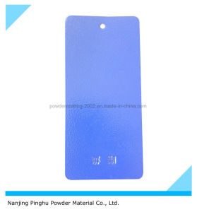 Ral 5002 Blue Powder Coating for Outdoor Use with Orange-Peel Texture pictures & photos