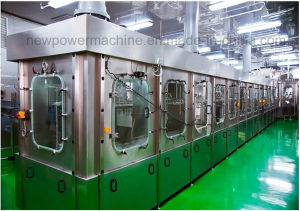 Automatic Aseptic Juice Filling Machine (RCGF-XFH) pictures & photos