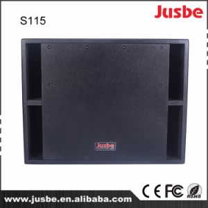 Jusbe 450W Speakers Subwoofer S115 pictures & photos