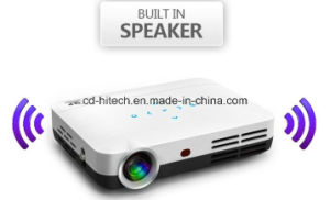 Projector with 2D to 3D Conversion Supported