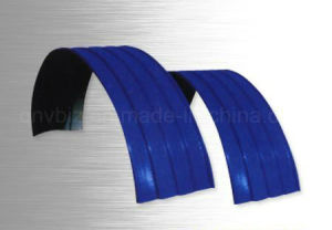 Arch Shaped Corrugated Steel Sheet for Roofing Sheet pictures & photos
