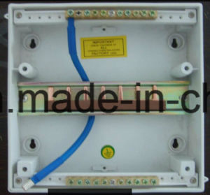 Plastic Distribution Box Outdoor Box Consumer Cabinet 5ways Box Hc-Gu pictures & photos