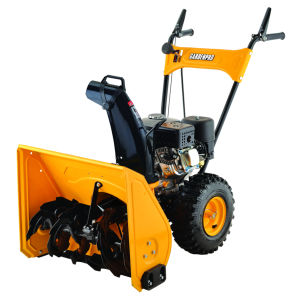 Cheap Hand Held Snow Remover/Snow Thrower