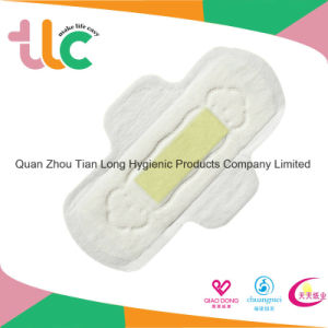 Factory Wholesale High Absorbency Sanitary Napkin OEM