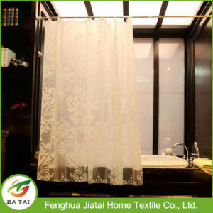 Custom Bathroom Curtain Decorative Water Repellant Shower Curtain