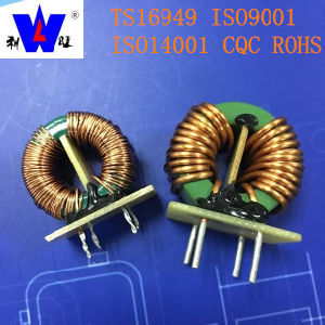 Ts16949 Certified Toroidal Common Mode Choke Coil Inductor 1mh 5mh pictures & photos