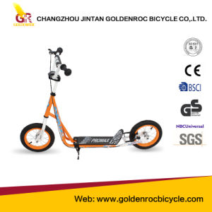 "(Gl1202-A) Factory Hot Selling High Quality 12"" Kick Scooter for Kids pictures & photos"