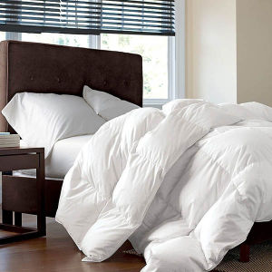 Wholesale Cheap Hotel White Duck/Goose Feather Down Quilt Duvet pictures & photos